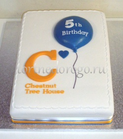 Корпоративный торт # 20