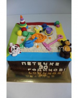 Прикольные торты на день рождения # Песочница