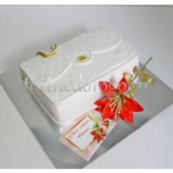 Прикольные торты на день рождения # Сумочка