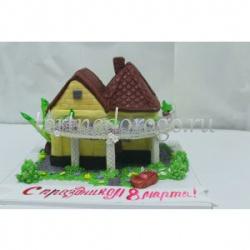 Прикольные торты на день рождения # Дом