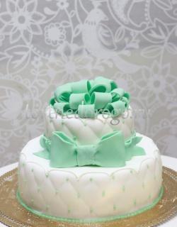 Заказать торт свадебный - Подарок любви