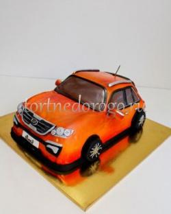 Прикольные торты на день рождения # KIA