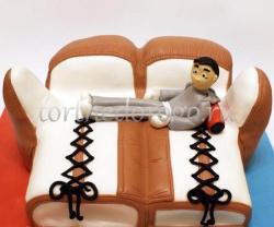 Торт для мужа # Бойцу