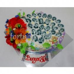 Прикольные торты на день рождения # Выпускной