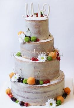 Торт без мастики # Умиление