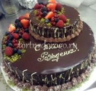 Торт для начальницы
