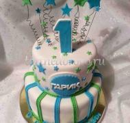 Детский торт # Мальчику в подарок