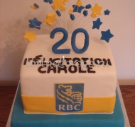 Корпоративный торт # 2