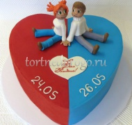 Торт для жены #4