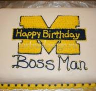 Торт для начальника # 7