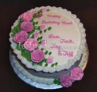 Торт для жены #12