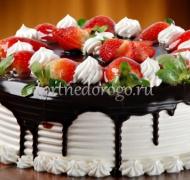 Торт для начальницы # 12