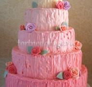 Торт свадебный 5 ярусов # 28