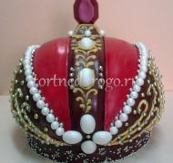 Необычные торты # Корона