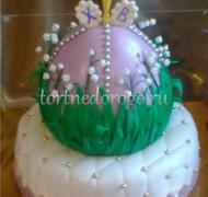 Торт на пасху #16