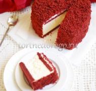 Торт на 14 февраля #17