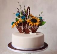 Торт для начальницы # 2