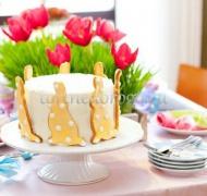 Торт на пасху #19
