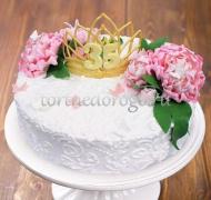 Прикольные торты на день рождения # Королевкий