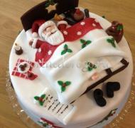 Торт на новый год #17