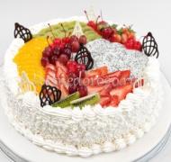 Фруктовые торты # 4