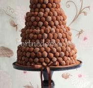 Торт свадебный 5 ярусов # 2