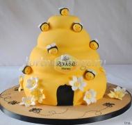 Корпоративный торт # 6