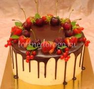 Торт для начальницы # 7
