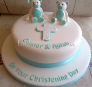 Торт на крестины # 3