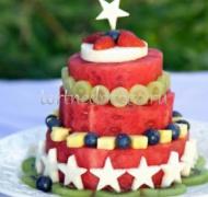 Фруктовые торты # 24