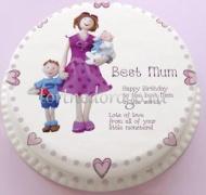 Торты для мамы # 35
