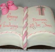 Торт на крестины # 14