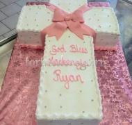 Торт на крестины # 15