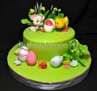 Торт на пасху #4