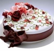 Торт для начальницы # 24