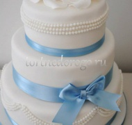 Торт на крестины # 6