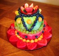 Фруктовые торты # 30
