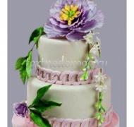 Заказать торт свадебный - Аромат любви