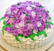 Торт для начальницы # 25