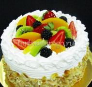 Фруктовые торты # 9