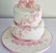 Торт на крестины # 9