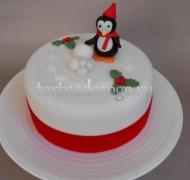 Торт на новый год #15