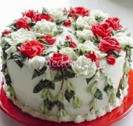 Торт для начальницы # 26