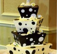 Прикольные торты на свадьбу # 30