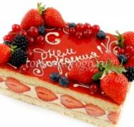 Торт для начальницы # 27