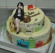 Торт для начальницы # 9