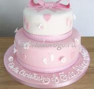 Торт на крестины # 10
