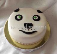 Детский торт # Панда