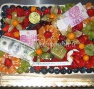 Фруктовые торты # 10