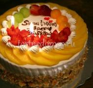 Фруктовые торты # 11